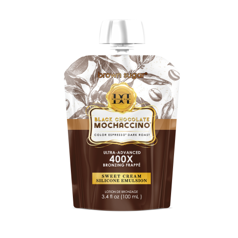 Tan Inc. Black Chocolate Mochaccino Bronzer 100ml