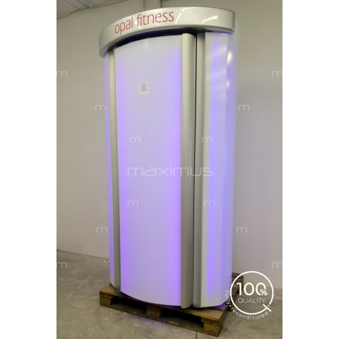 Solarium Tanzi Opal Fitness White Led