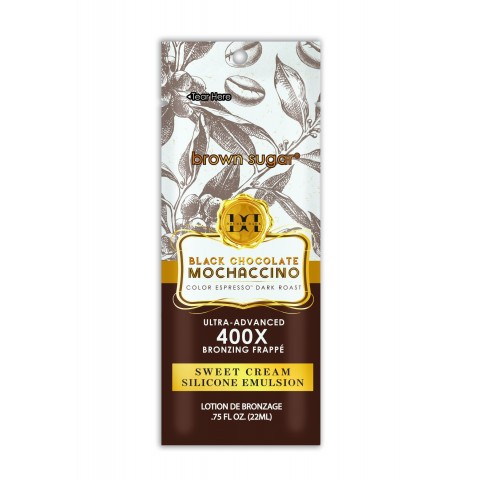 Brown Sugar Black Chocolate Mochaccino Bronzer 22ml