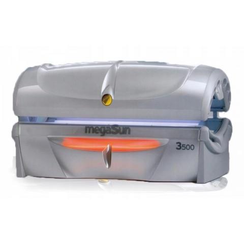megaSun 3500 Super - Domowe Solarium
