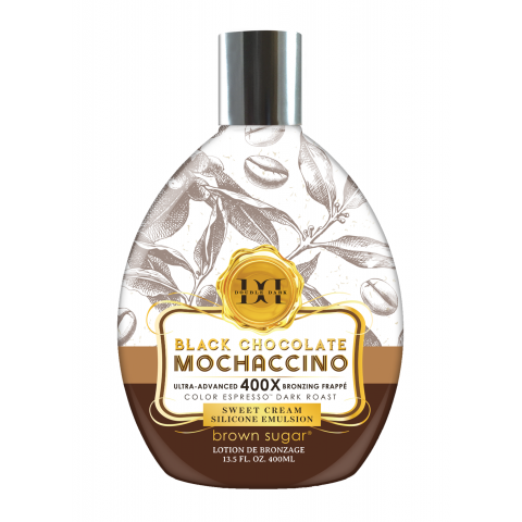 Brown Sugar Black Chocolate Mochaccino Bronzer 400ml
