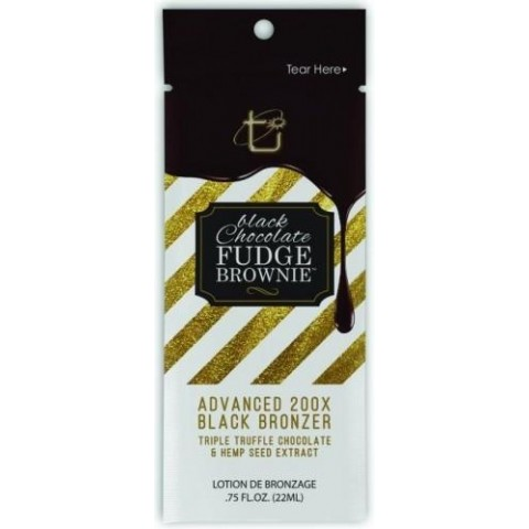 Brown Sugar  Black Chocolate Fudge Brownie 22ml