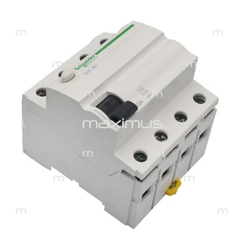 Wyłącznik różnicowo-elektryczny  RCD 40A/30MA KV
