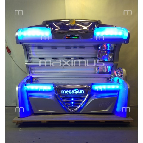 Sunbed KBL megaSun 7900 Alpha Ultra Power closed