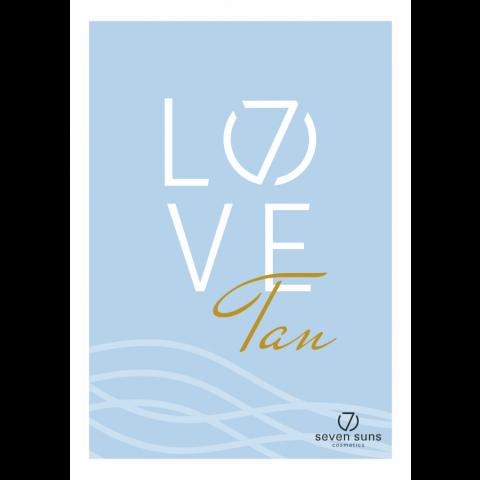 Plakat Love 7suns B1