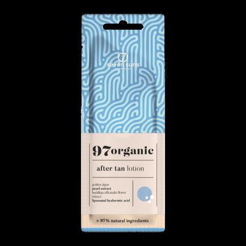 97organic - balsam po opalaniu (after tan) 15ml