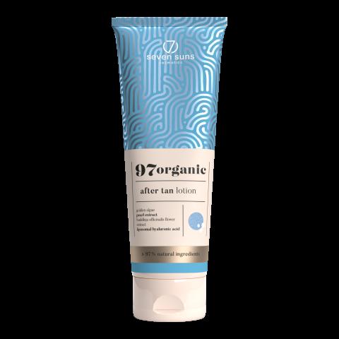 97organic - balsam po opalaniu (after tan) 250 ml