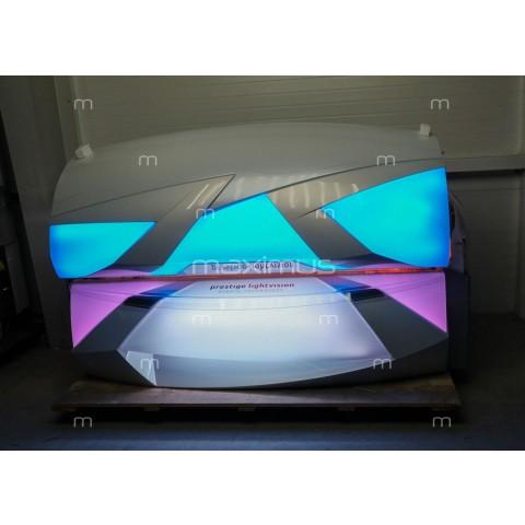 Solarium Ergoline Prestige Lightvision Hybrid Technology