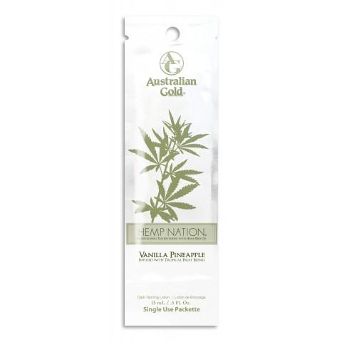 Hemp Nation™ Vanilla Pineapple 15 ml Balsam do ciała