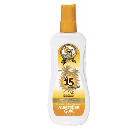 SPF 15 Spray Gel 237ml Przeciwsłoneczny