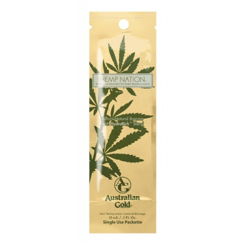 Hemp Nation™ Natural Bronzer 15 ml