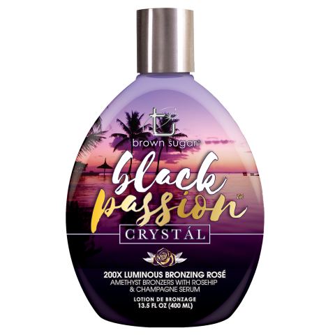 Brown Sugar Black Passion Crystal 400ml Bronzer