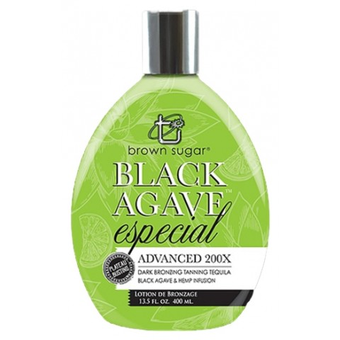 Brown Sugar Black Agave Especial 400ml Bronzer