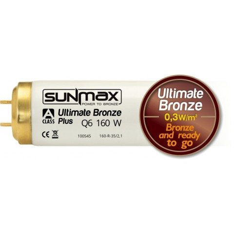 Sunmax A-Class Ultimate Bronze Plus 160 W Q6