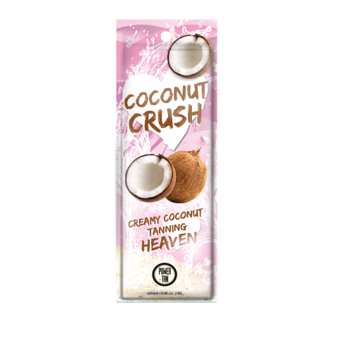 Power Tan Coconut Crush 20ml Przyspieszacz opalania