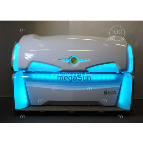 Solarium megaSun 6800 Alpha Ultra Power