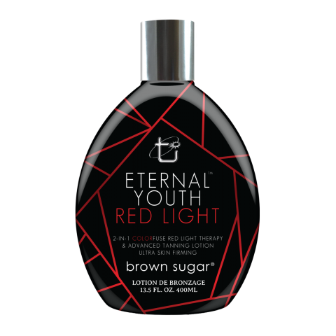 Brown Sugar Eternal Youth Red Light 400ml Balsam do opalania