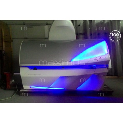 Solarium Ergoline Evolution 600 Turbo Power White Led