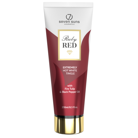 Ruby Red Extremely Hot White Tingle 250ml