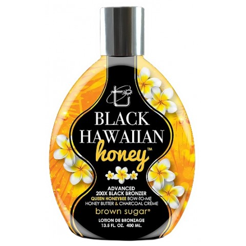 Brown Sugar Black Hawaiian Honey 400ml Bronzer