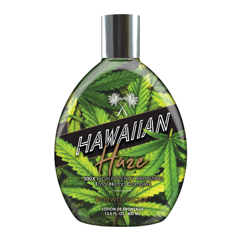 Brown Sugar Hawaiian Haze 400ml Bronzer