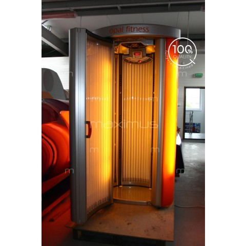 Solarium pionowe Tanzi Opal Fitness Orange
