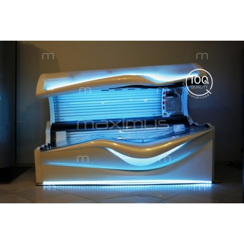 Ergoline Avantgarde 600 Turbo Power White Led