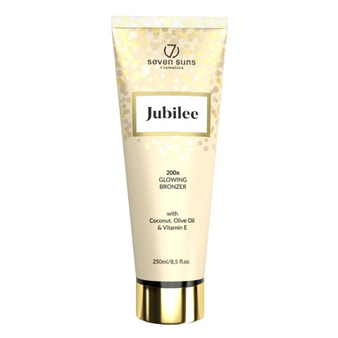 Jubilee 200x Glowing Bronzer 250ml