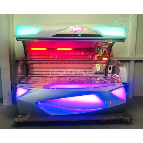 Solarium Ergoline Prestige 1600 Hybrid Performance LED