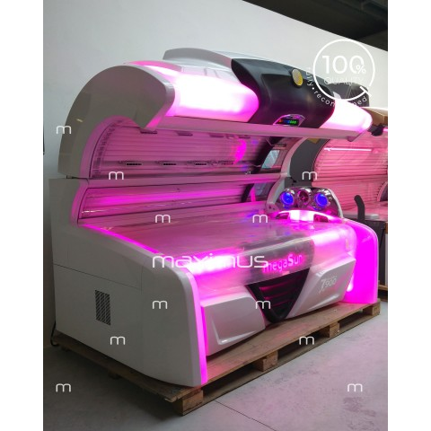 Solarium megaSun 7900 alpha Intellisun Ultra Power