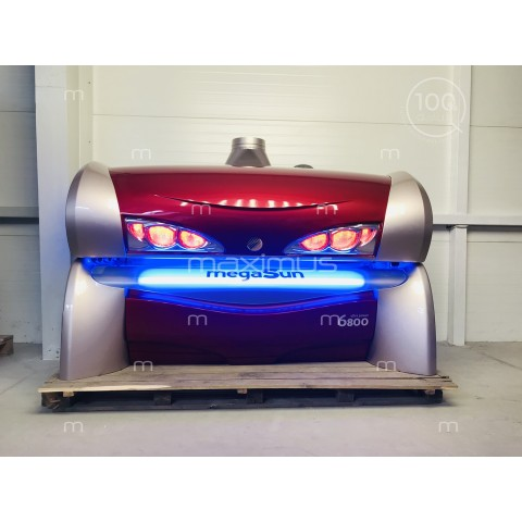 Solarium MegaSun 6800 Ultra Power CPI Kir Royal