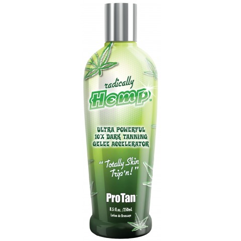 ProTan Radically Hemp 250ml Przyspieszacz opalania