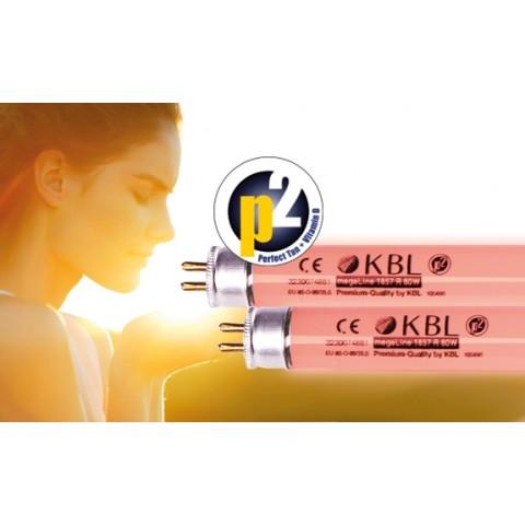 Lampa KBL megaSun megaLine 1857 O 80W p2 opalenizna+witamina D