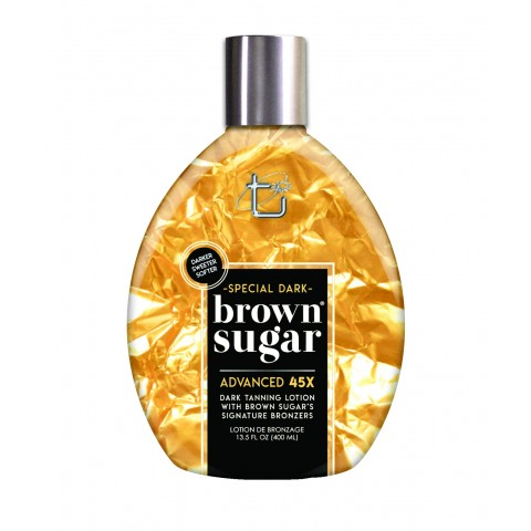 Special Dark Brown Sugar 400ml Bronzer