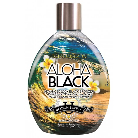 Tan Asz U Aloha Black 400ml Bronzer
