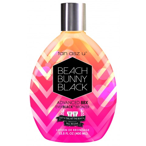 Tan Asz U Beach Bunny Black 400ml