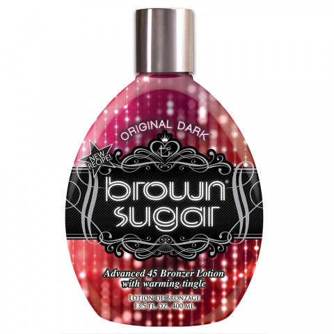 Original Dark Brown Sugar 400ml Bronzer