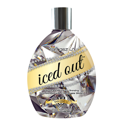 Tan Asz U Iced out 400ml Bronzer