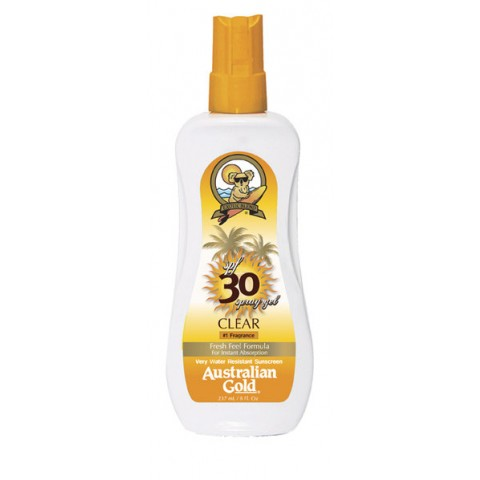 SPF 30 Spray Gel 237ml Żel w sprayu z filtrem