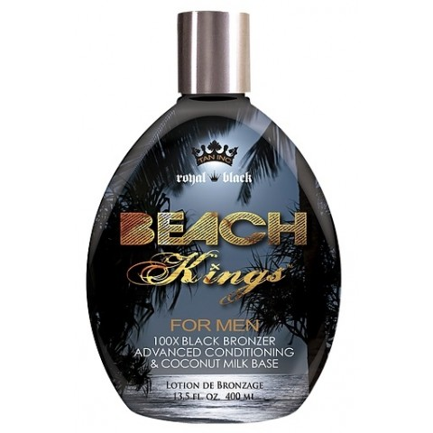 Brown Sugar Beach Kings Mens 400ml Bronzer