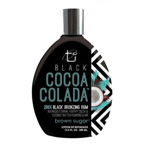 Brown Sugar Black Cocoa Colada 400ml Bronzer