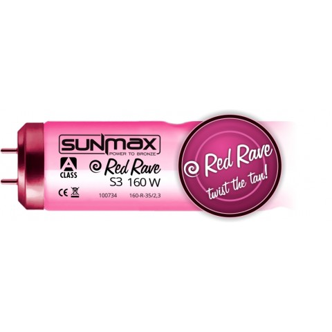 Sunmax A-class Red Rave S3 160W   0,3W/m²