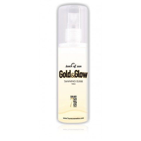 7suns Gold&Glow 100ml
