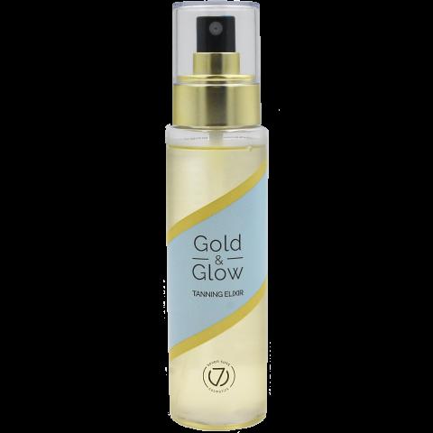 7suns Gold & Glow eliksir do opalania 100 ml