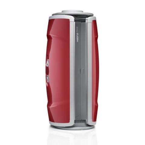 Domowe solarium  Hapro Proline 28 V Intensive Lounge Red