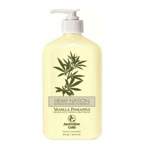 Hemp Nation™ Vanilla Pineapple 535 ml Balsam po opalaniu