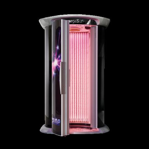 Solarium pionowe megaSun smartSun