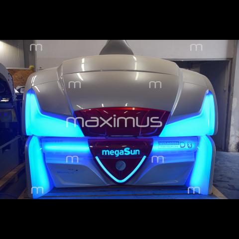 Solarium megaSun 8000 Alpha Deluxe Hybrid