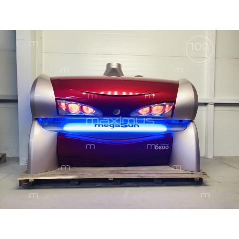 Solarium MegaSun 6800 Ultra Power CPI Kir Royal