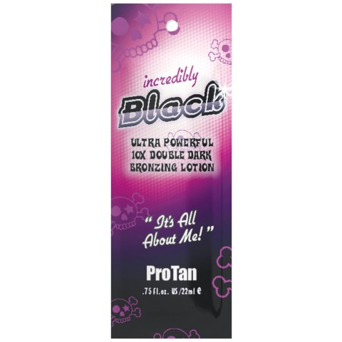 ProTan Incredibly Black 22 ml Bronzer.
